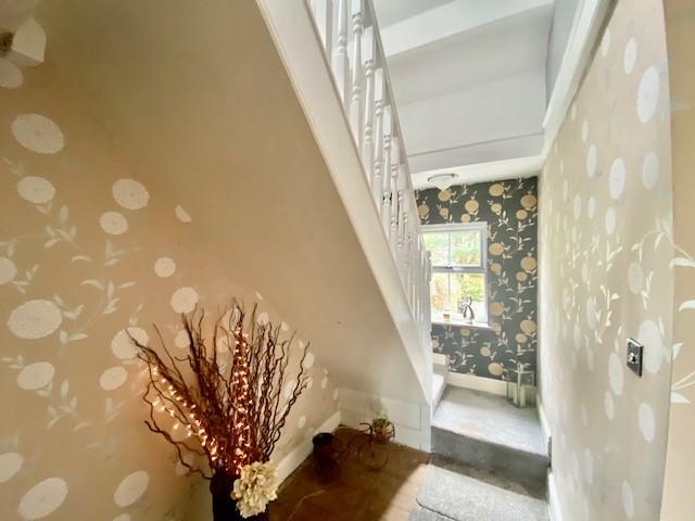 Pathways stairwell